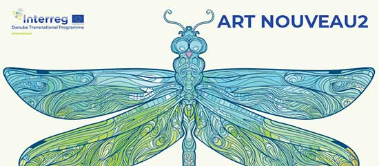ART NOUVEAU - Strengthening the cultural identity of the Danube region by building on common heritage of ART NOUVEAU